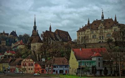 Sighisoara: Am Ursprung der Dracula-Legende
