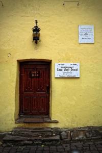 Sighisoara - Geburtshaus von Vlad Tepes