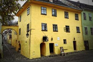 Sighisoara Geburtshaus von Vlad Tepes