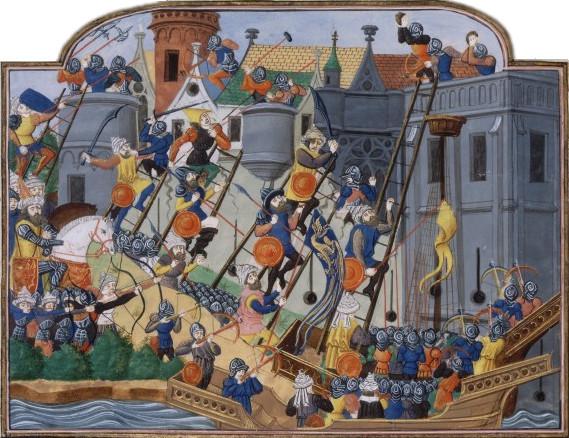 Einnahme Konstantinopels 1453
