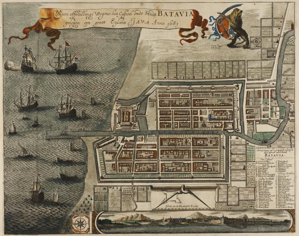 Batavia 1681