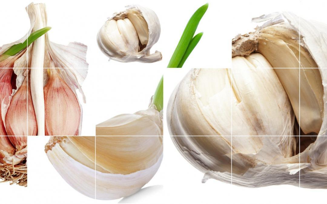 [89] Garlic Knoblauch