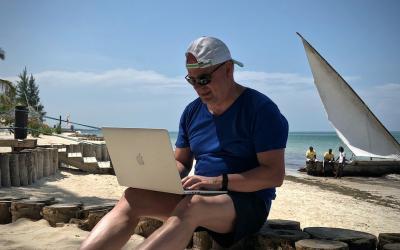 Bekenntnisse eines verhinderten Digital-Nomaden