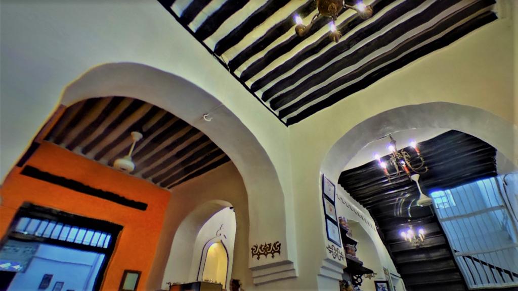 The Zanzibar Coffee House
