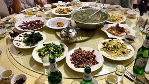 Essen in China heißt pikante Vielfalt