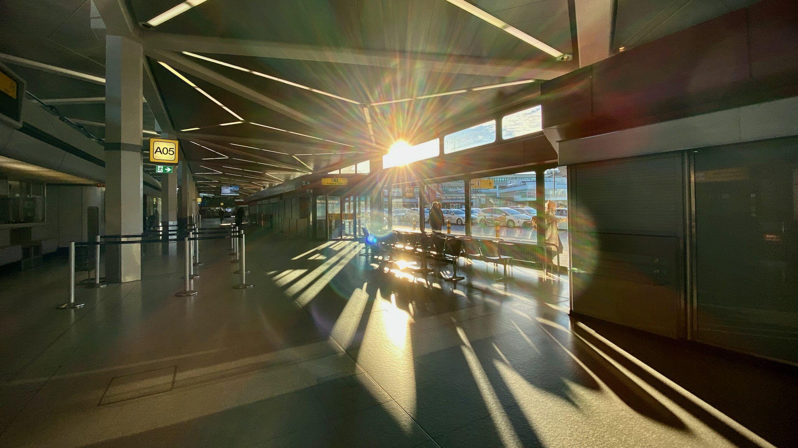 Tegel Airport TXL Flughafen Tegel