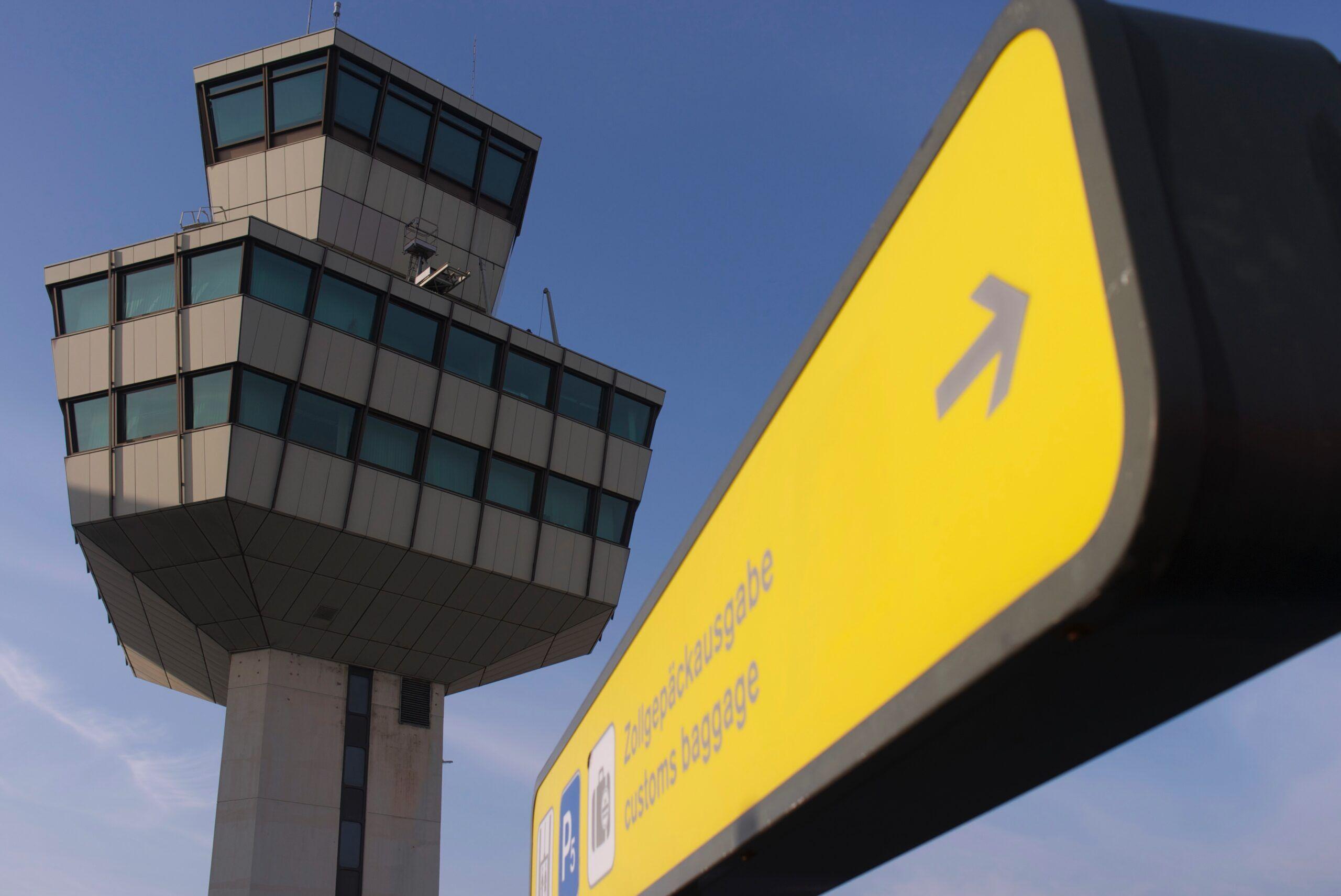 Tegel Airport Flughafen TXL
