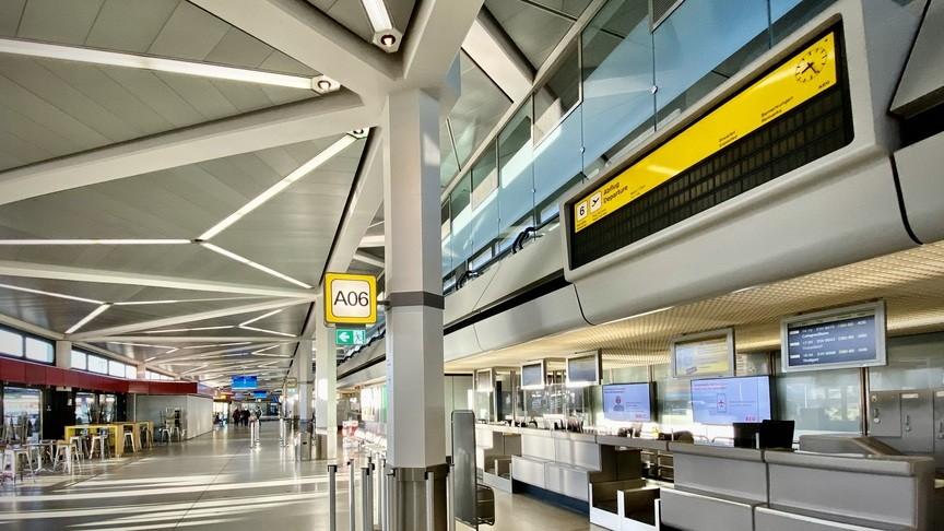 Berlin Tegel Airport TXL