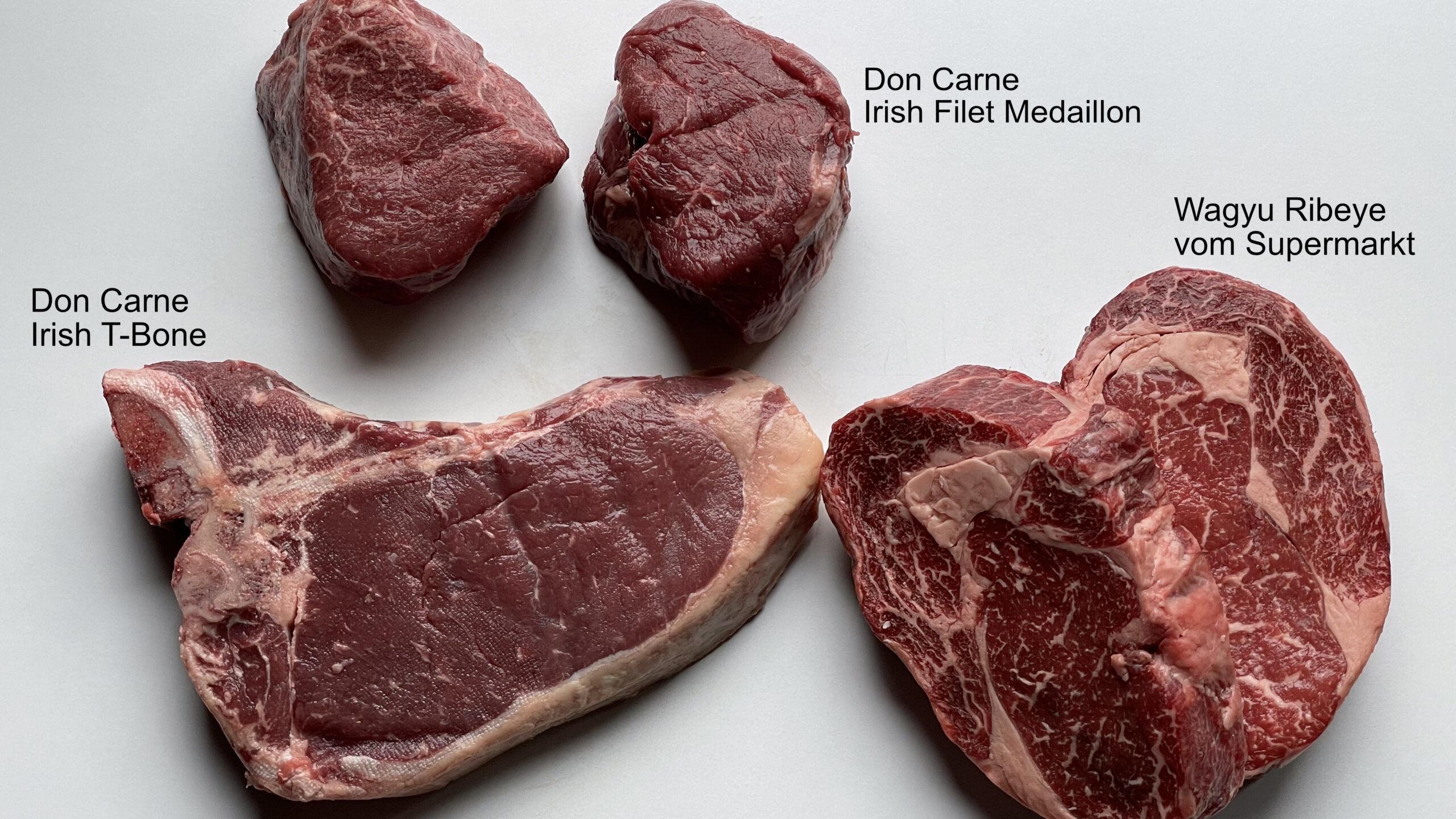 Don Carne (doncarne.de vs. Edeka Supermarkt