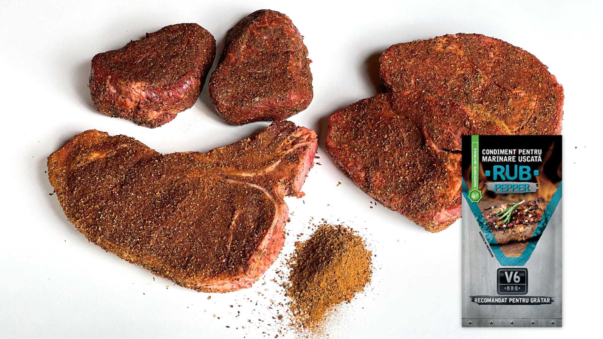 Don Carne (doncarne.de vs. Edeka Supermarkt mit Rub