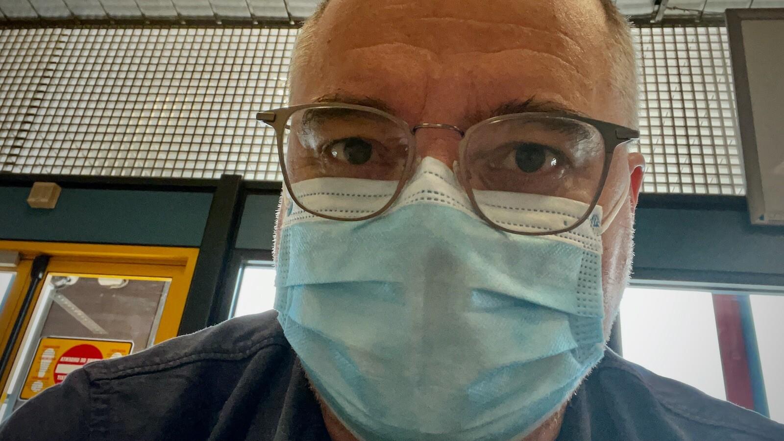 Reisen Fliegen Pandemie Corona Covid-19 Sars-CoV-2